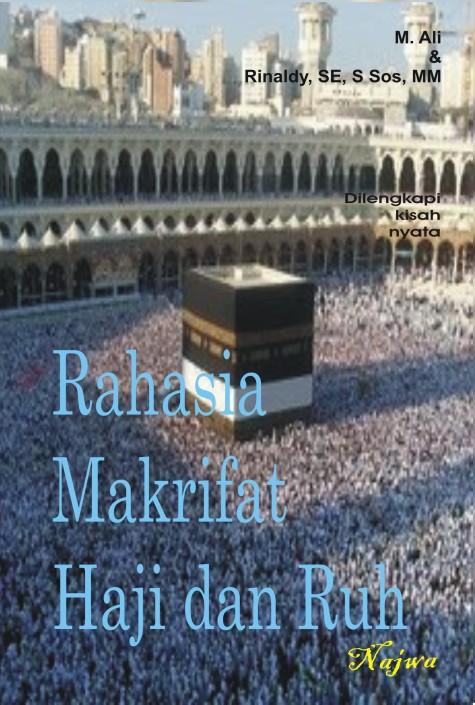 Buku-Rahasia Makrifat Haji dan Ruh-Sampul Depan